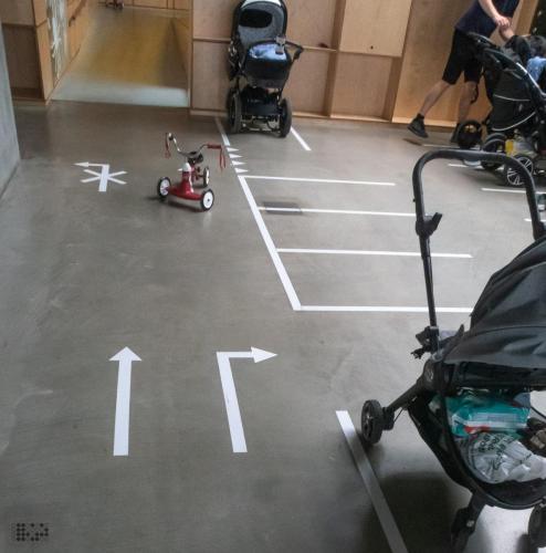 Buggyparkplätze